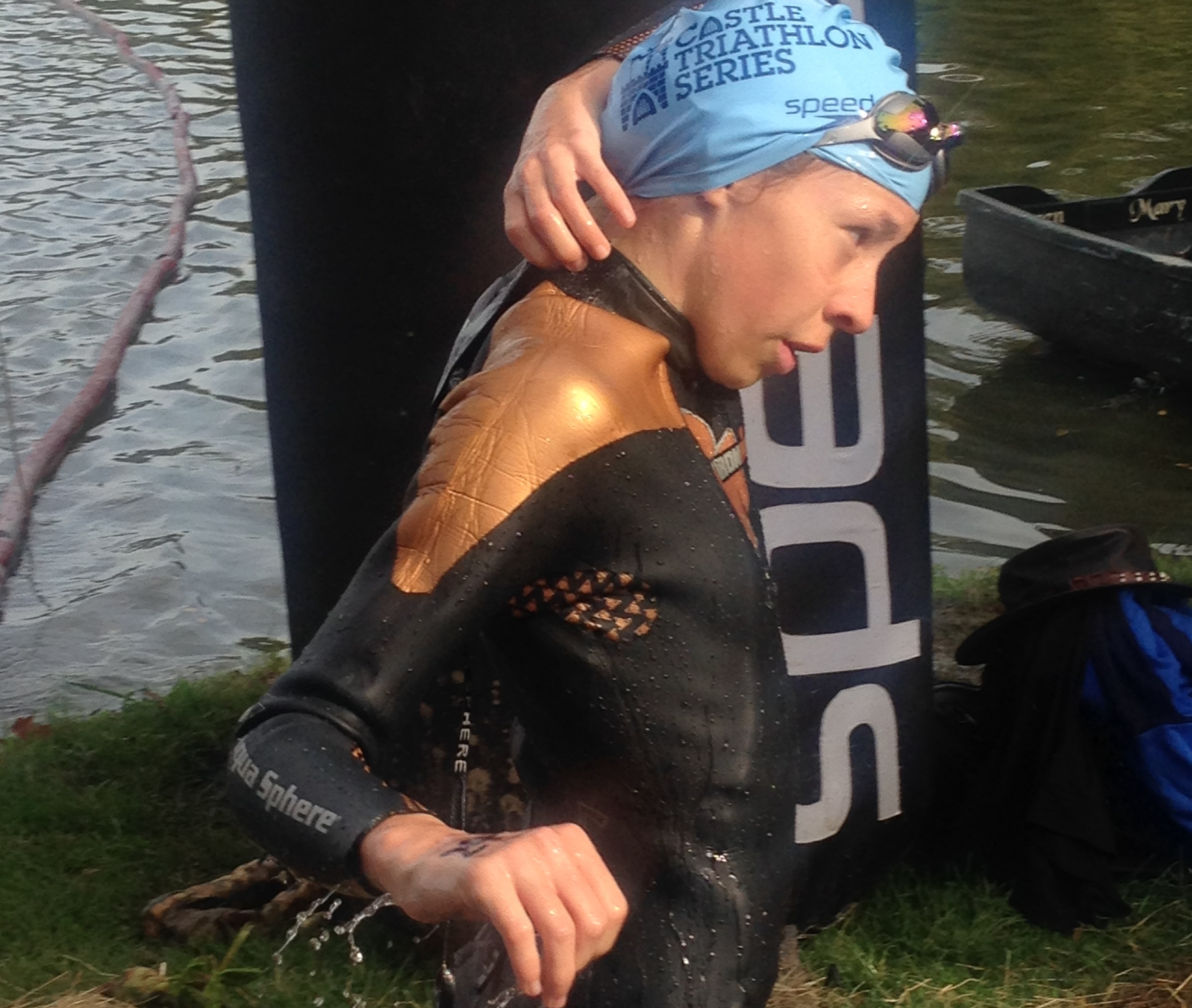 Great race at Hever for Lilly!