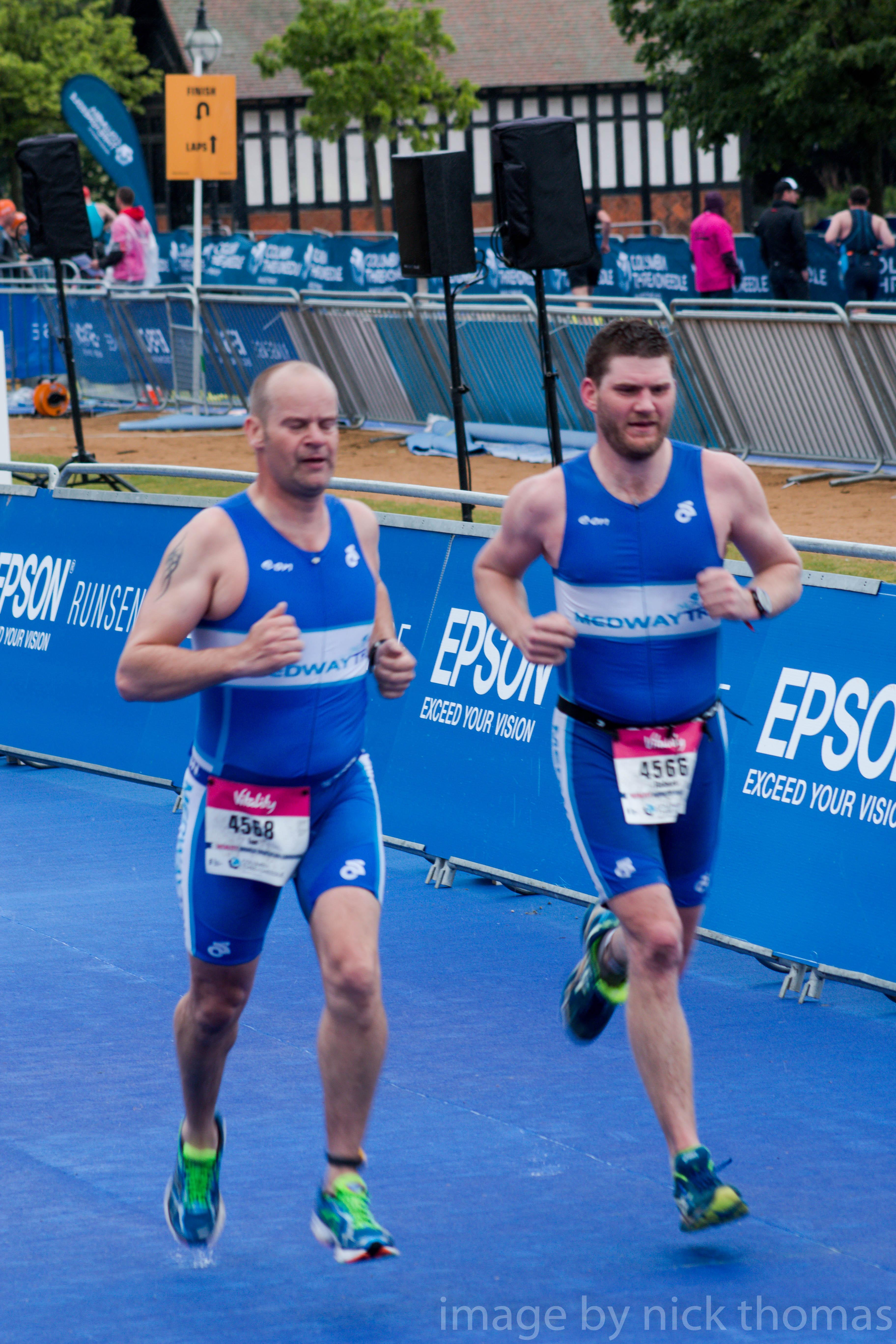 ITU World Triathlon London