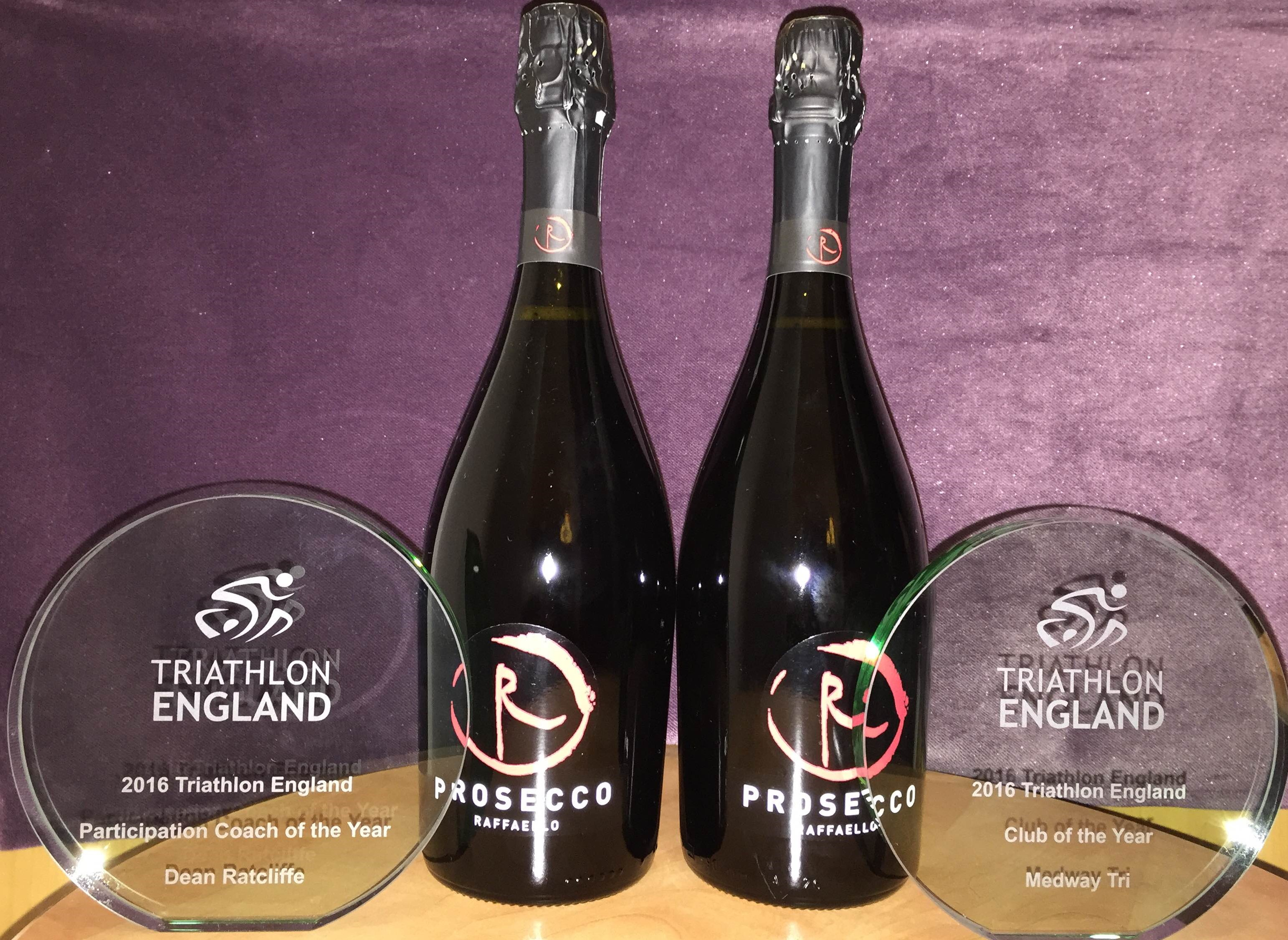 Triathlon England 'National Club' and 'National Participation Coach' of 2016.