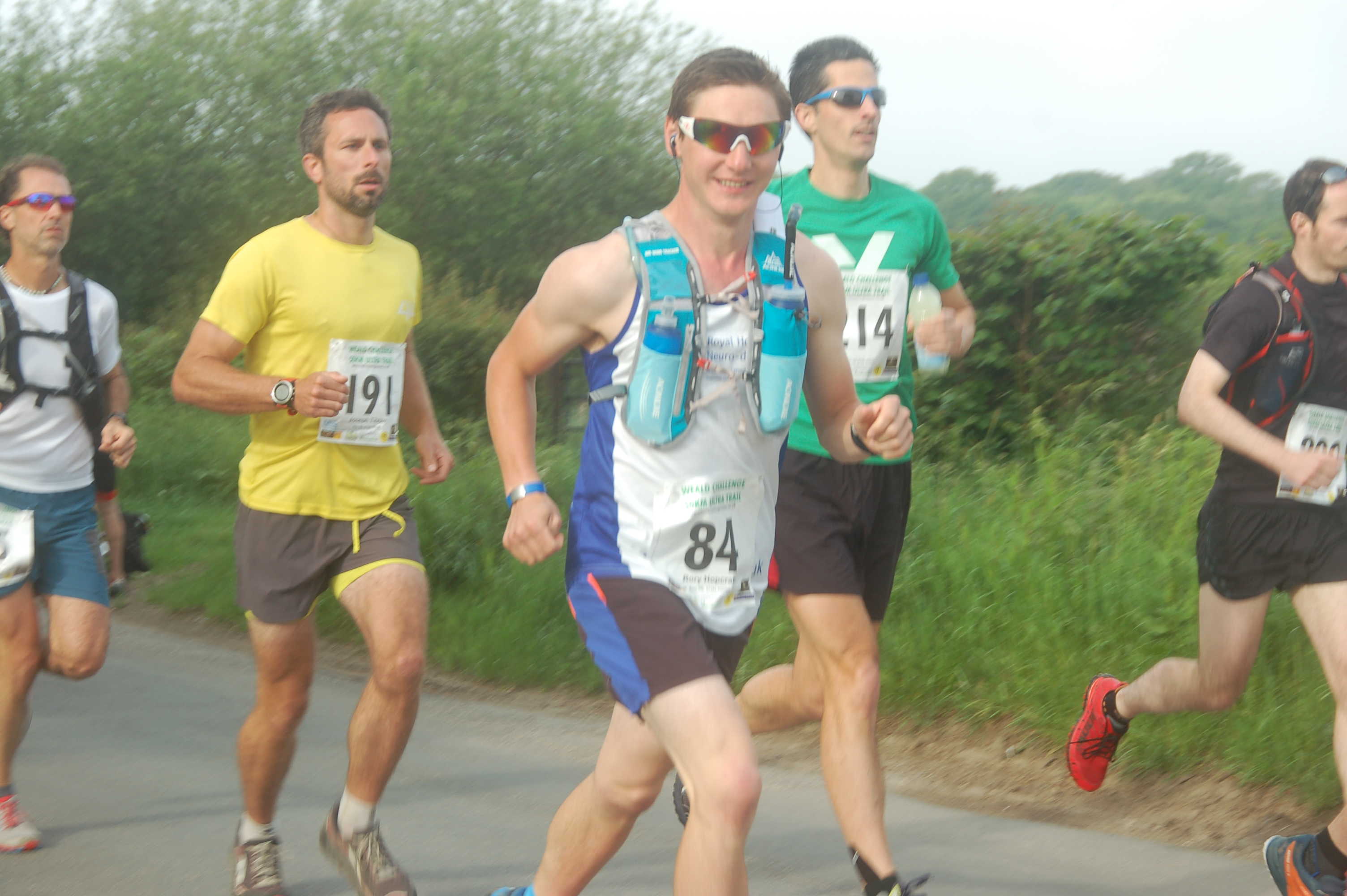 The Weald Challenge - 50k Trail Ultra-Marathon.