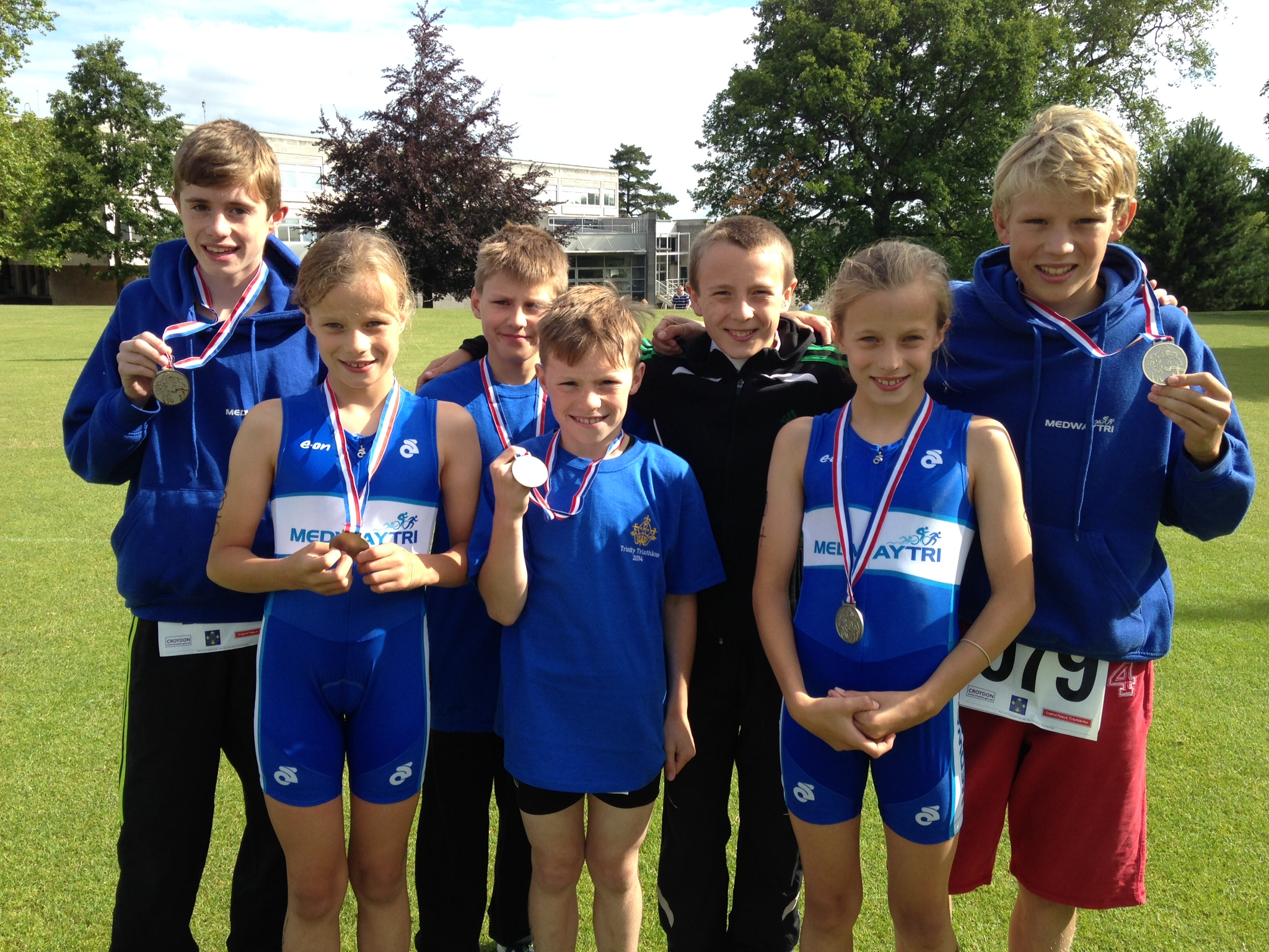 Junior Success For MedwayTri