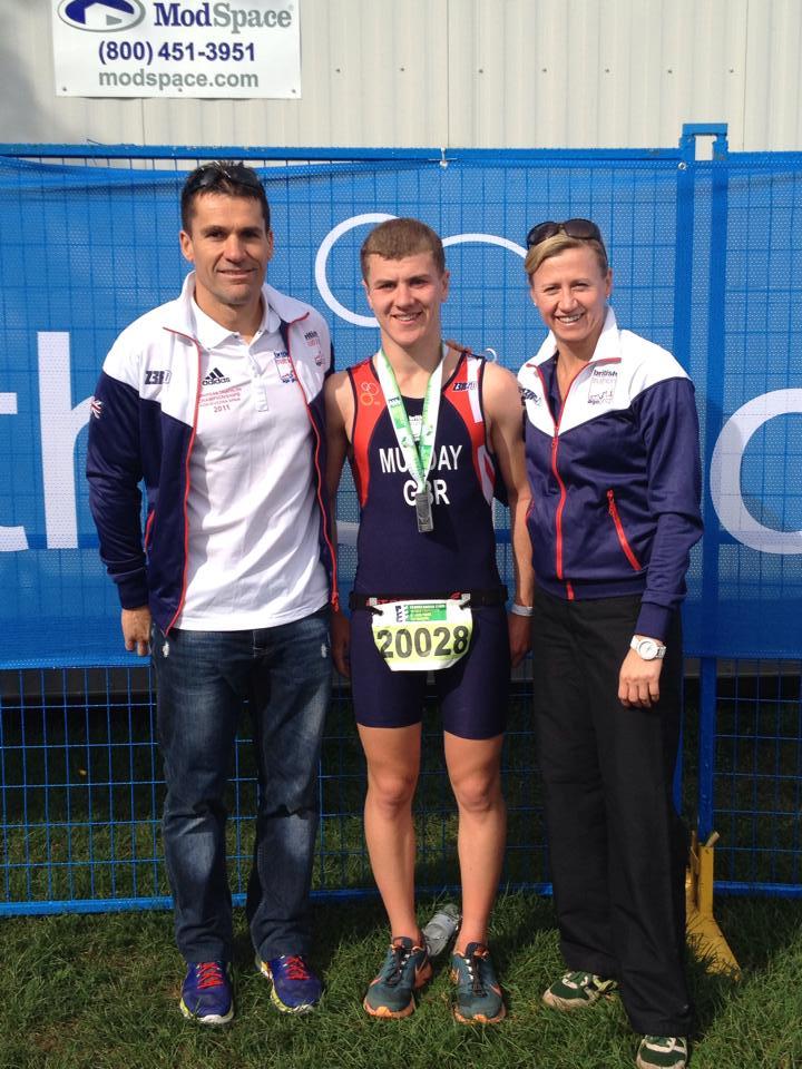World Age Group Triathlon Championships – Edmonton, Canada