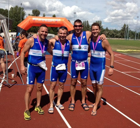 MedwayTri team events